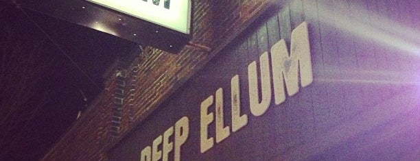 Deep Ellum is one of 40 Days Left in Boston.