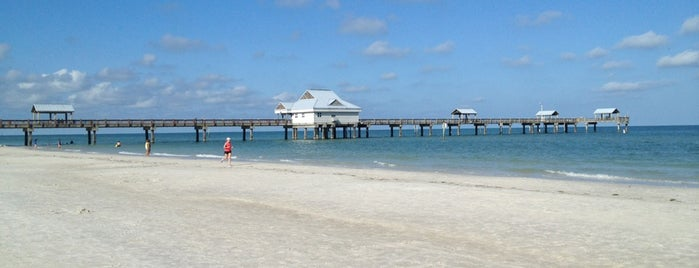 Clearwater Beach is one of Spring Break 2012.