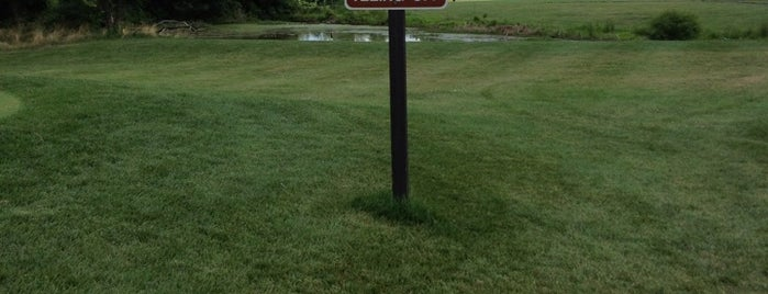 Brambleton Golf Course is one of Richard's tips.