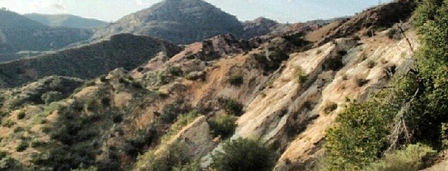 Red Rocks at Whiting Ranch is one of Hiking Trails in Orange County.