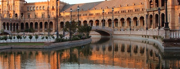 Plaza de España is one of Must-visit Great Outdoors in Sevilla.