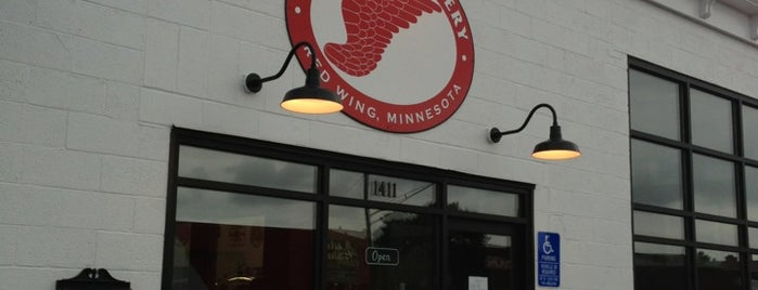 Red Wing Brewery is one of Mill City Love.