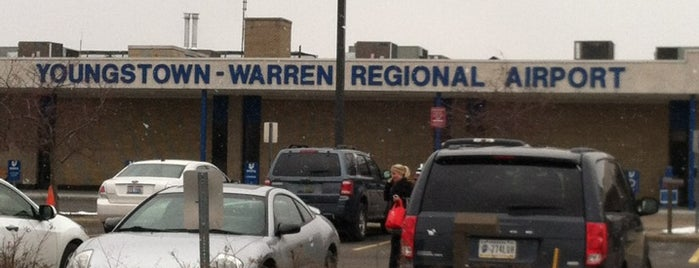 Youngstown-Warren Regional Airport (YNG) is one of Where We Fly.