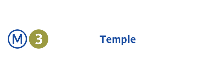 Métro Temple [3] is one of Métro de Paris.