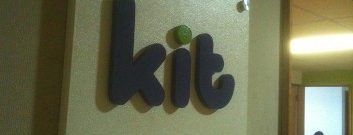Kit Comunicaciones is one of Agencias de publicidad en Chile.
