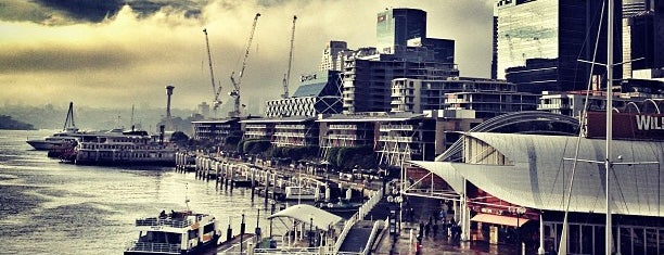 Darling Harbour is one of Favorite Places Around the World.