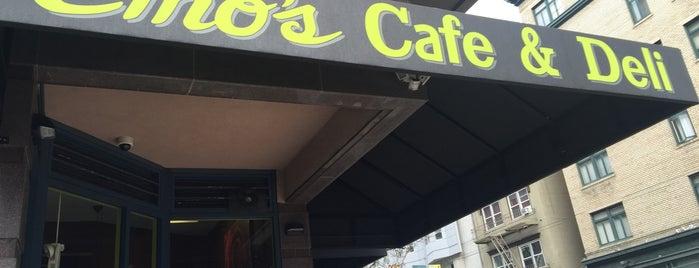 Emo's Cafe & Deli is one of Tenderloin.