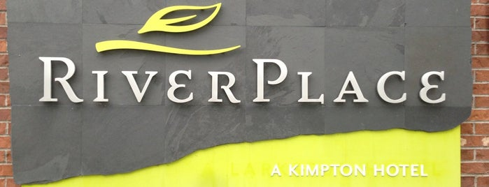 Kimpton RiverPlace is one of Best Places to Check out in United States Pt 4.