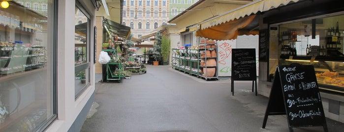 Marktachterl is one of Dinner.