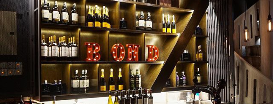 Bond WineDown at 71M is one of KL Bars.
