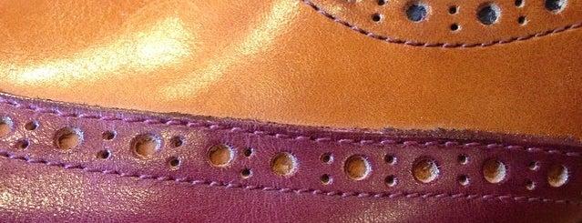 John Fluevog Shoes is one of #2daysinSeattle.