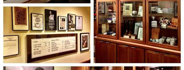 Peet's Coffee & Tea is one of Berkeley Sights & Bites.