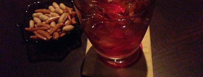 Bar X.Y.Z. is one of Shanghai.