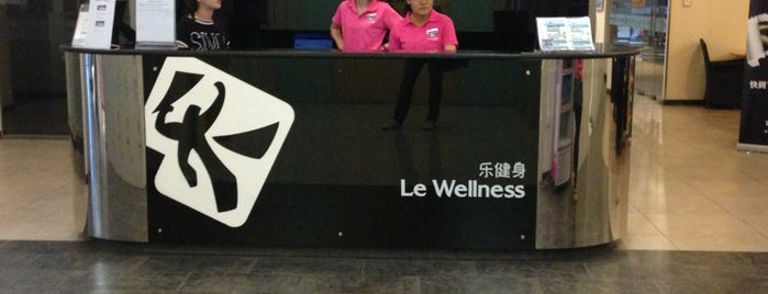 Le Wellness 乐健身 is one of Healthy Beijing.