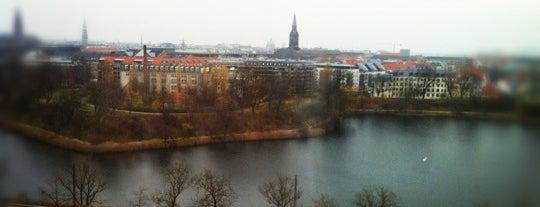 Radisson Blu Scandinavia Hotel, Copenhagen is one of Arvin's tips.