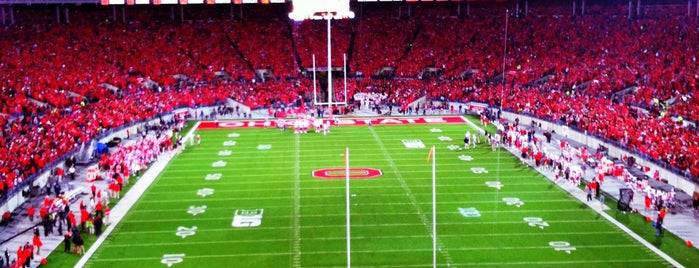 Ohio Stadium is one of Stadiums.