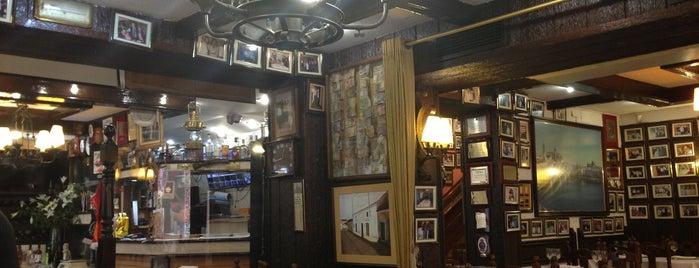 Restaurante Salamanca is one of 36 hours in...Barcelona.