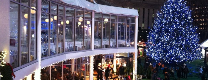Bank of America Winter Village at Bryant Park is one of Winter Break To Do!.