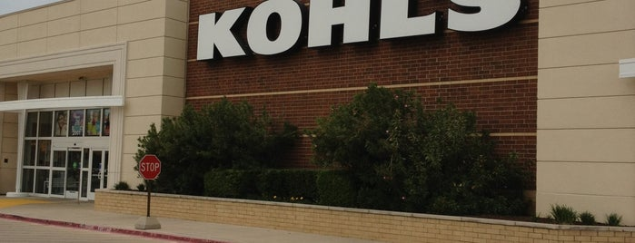 Kohl's is one of Guide to Keller's best spots.