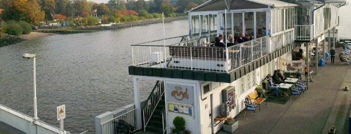 Restaurant Engel is one of Unsere TOP Empfehlungen für Hamburg.