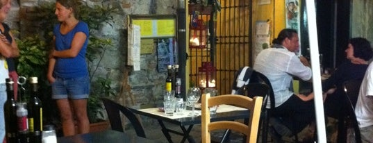 Il Candidato is one of Best places to eat (@Savona).