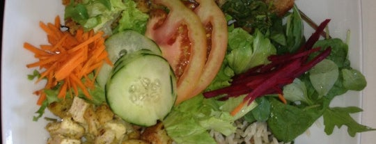 Miss Saigon is one of Restaurantes com comida vegetariana.