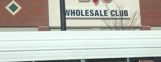 BJ's Wholesale Club is one of Mine.