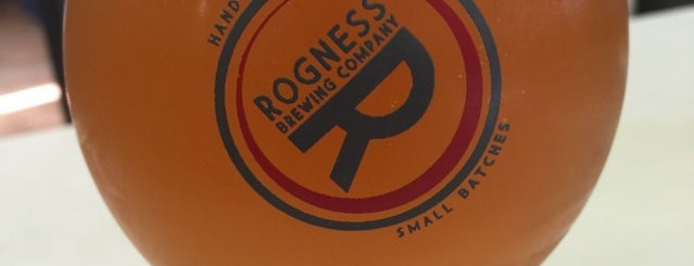 Rogness Brewing is one of Texas Craft Breweries.