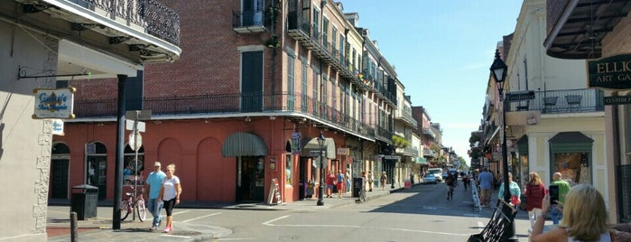Historic New Orleans Collection is one of What we love about New Orleans.