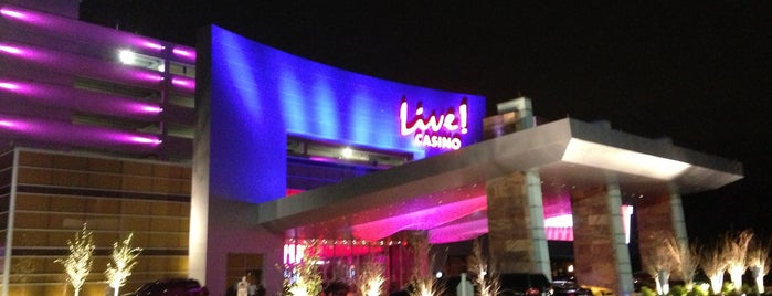 Maryland Live! Casino is one of Sassy's Favorites.