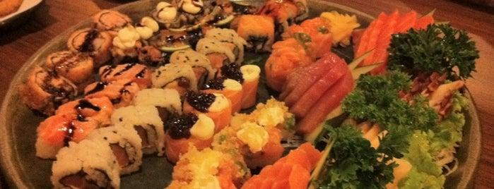 Koban Sushi is one of Pra se empanturrar em SP.