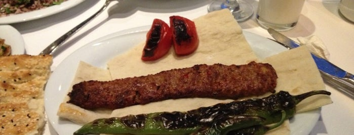 Gazipaşa Kebap Salonu is one of Restaurant | Adana.