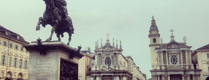 Piazza San Carlo is one of A local's guide: 48 hours in Torino, Italia.