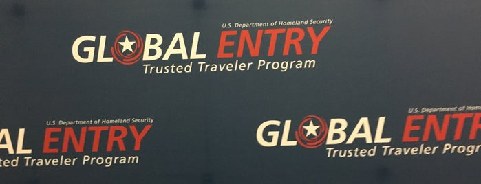 Global Entry US-CBP Enrollment Center is one of Travel Places.