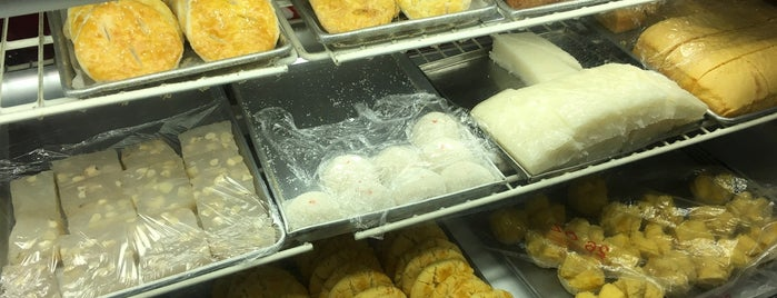 Sum Yee Pastry is one of Must-Eat Bay Area Spots.
