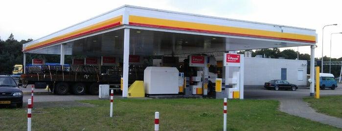 Shell De Schaars is one of Shell Tankstations.