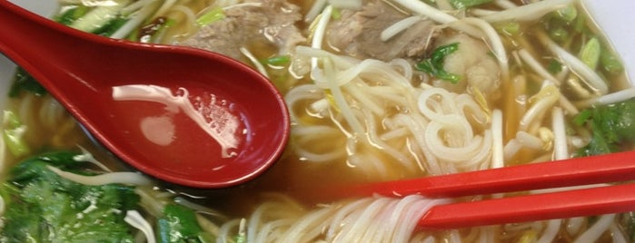 Pho Binh is one of Houston Press 2012 - 100 Favorite Dishes.