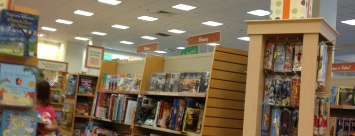 Barnes & Noble is one of Sounds Great!.