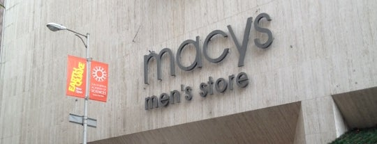 Macy's is one of Guide to San Francisco's best spots.