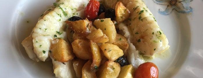 Trattoria alla Risata is one of Favorite Food.