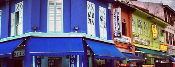 Little India is one of i've been visited.