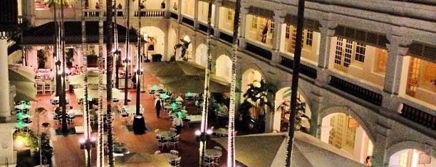 Raffles Hotel is one of Hotel.