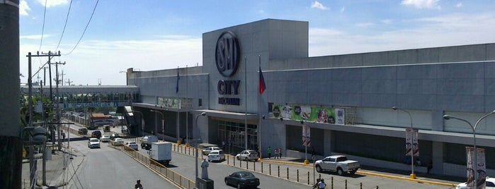 SM City Bicutan is one of Malls.