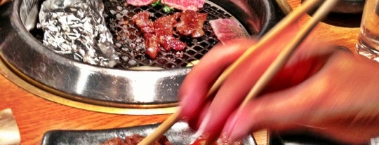 Gyu-Kaku Japanese BBQ is one of I'm in L.A. you trick!.