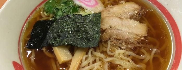 幸楽苑 本宮店 is one of The 麺.