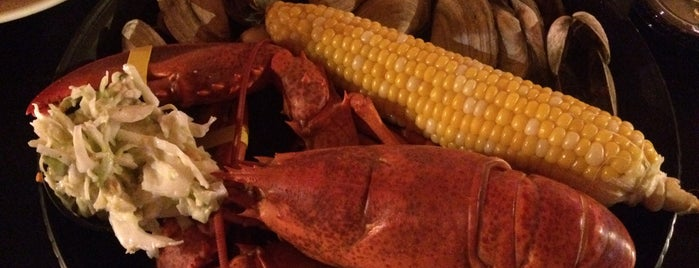 Robinson's Wharf is one of Maine Lobster!.