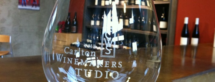 Carlton Winemakers Studio is one of Daily Sip Deals.