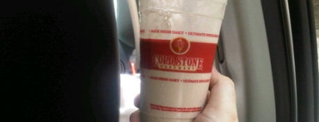 Cold Stone Creamery is one of Food and Bars.