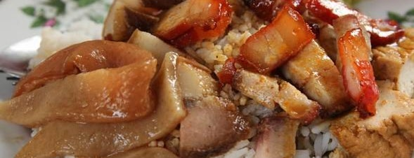 Char Siew Rice Bukit Cina is one of Axian Food Adventures 阿贤贪吃路线.