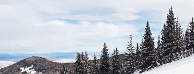 Ski Santa Fe is one of Chilling Spots.
